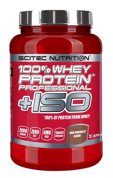100% WHEY PROTEIN PRO ISO